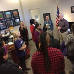 Meeting with SEIU Healthcare