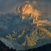 STORMY WEATHER AT MOUNT PROCINTO (EXPLORE) by robertosivieri