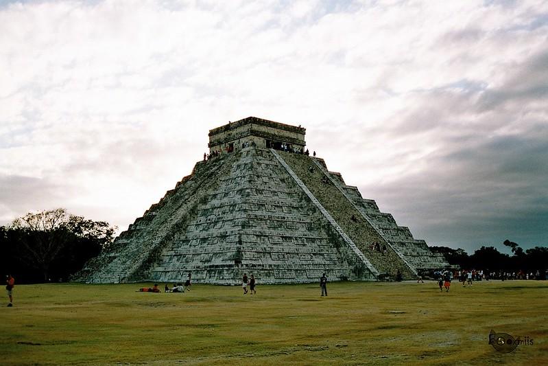 Templo de Kukulcán (El Castillo)