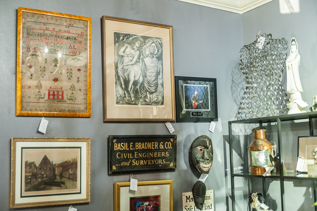 Adjectives Featured Finds in Winter Park by Bella Fine Art and Antiques