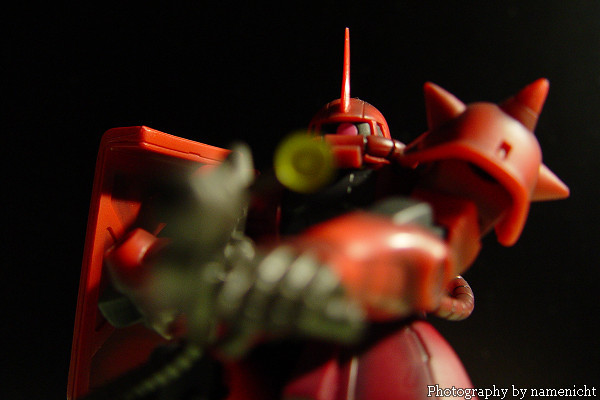 MS-06 Char's ZAKU[MS Gundam the Origin]
