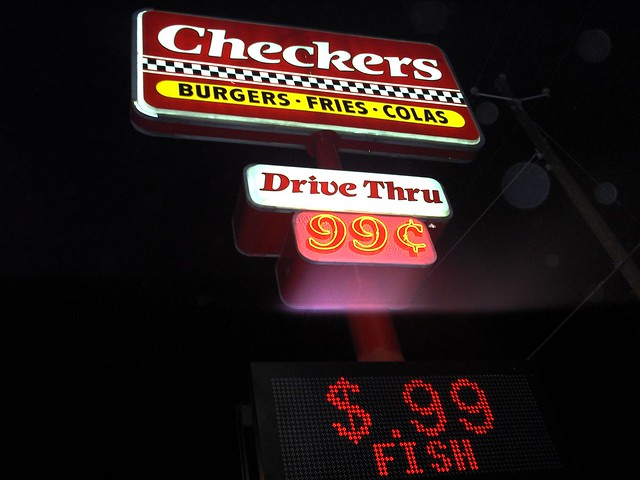 Checkers flickr photo sharing for Checkers fish sandwich