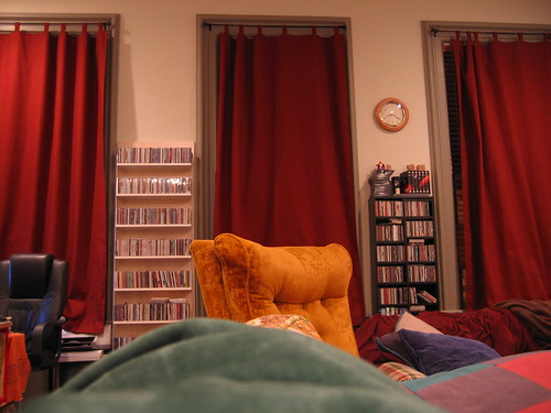 heating your home with drapes