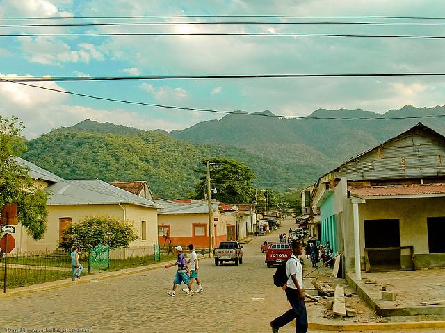 Trujillo Streetlife