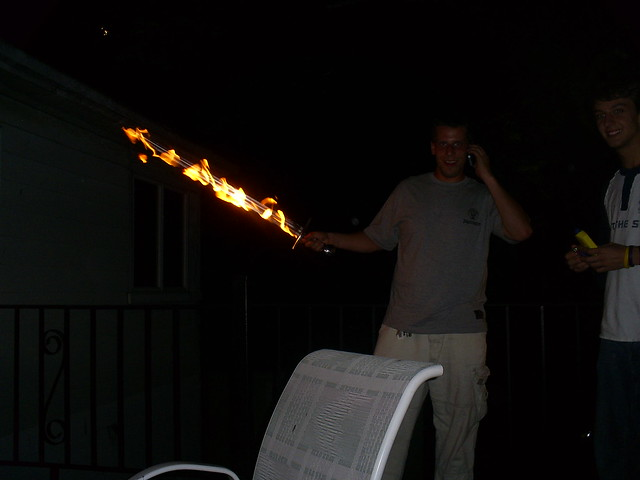 Real Flaming Sword Flaming Sword 2 Flickr