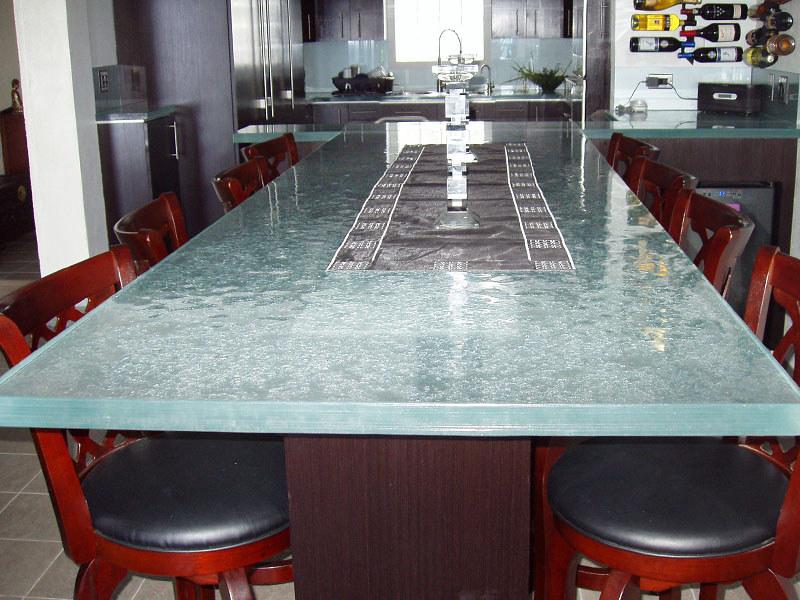 Etonnant Custom Glass Table Tops