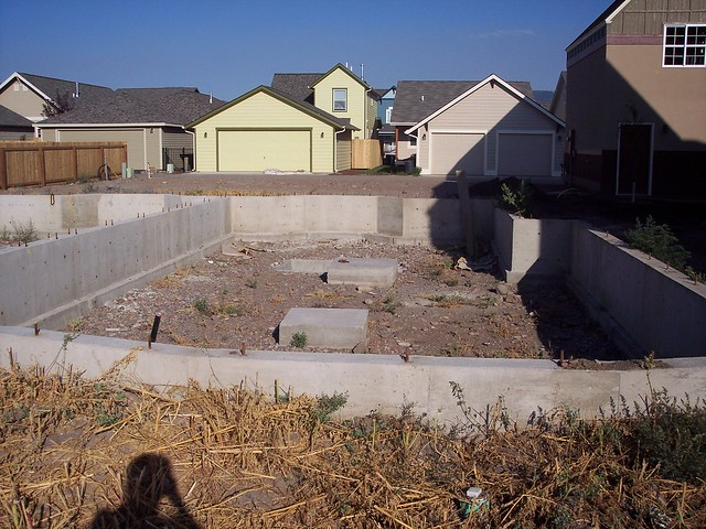 new house foundation flickr photo sharing