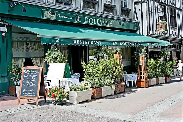restaurant le rouennais rouen flickr photo