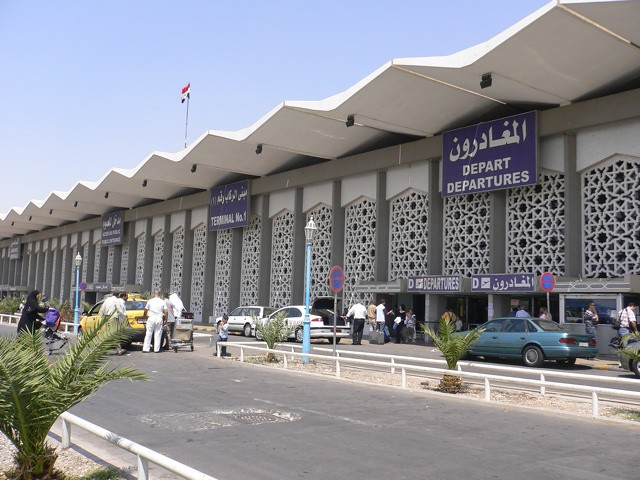 Damascus Intl. Airport