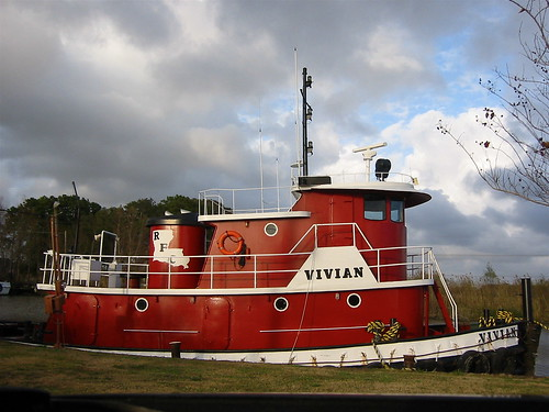 Tugboat Vivian