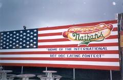 Coney Island Nathan's, NY