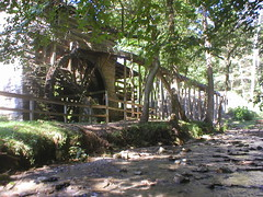 Mill Stream at Squire Boone Village