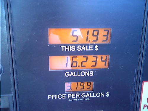 $3.20 Gasoline
