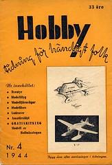 Hobby nr 4 1944