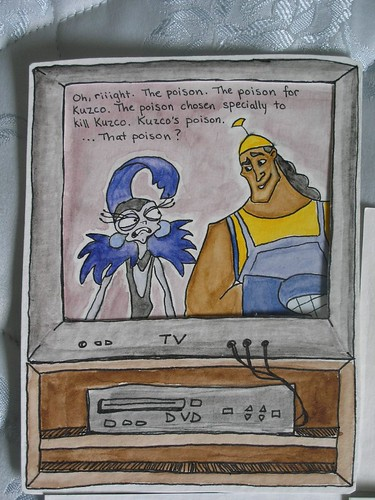 Bess's TV - Emperor's New Groove