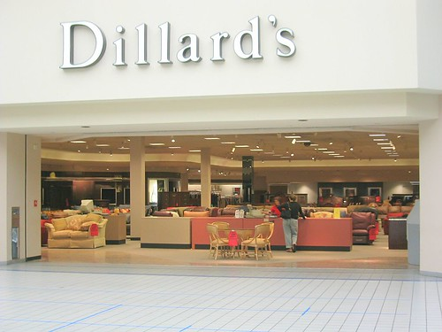 Dillard's - Eastland Mall - Tulsa, OK