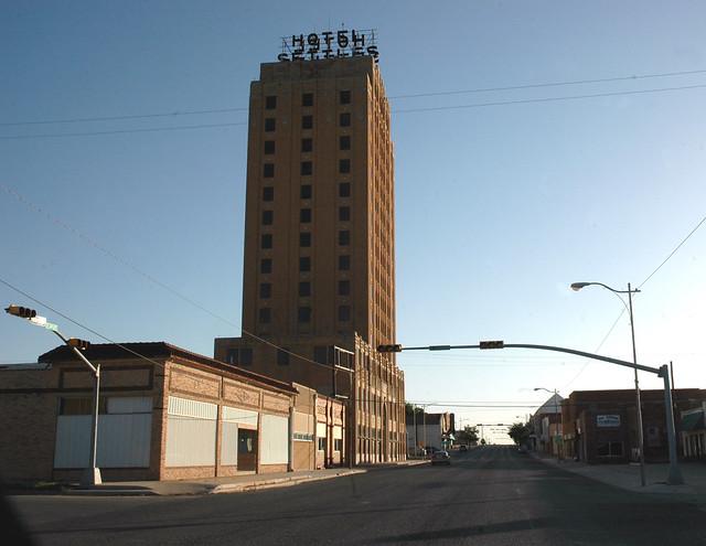 Hotel Settles - Big Spring, Texas