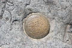 USGS Marker - Mt. Monadnock