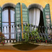 windows in Venice by -Angela