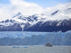 The Perito Moreno Glacier in all its glory.