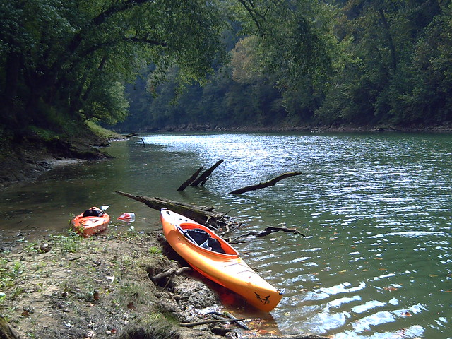 Kayak fishing green river flickr photo sharing for River fishing kayak