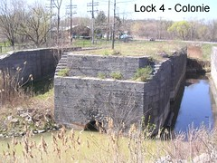 Old Erie Canal Lock 4 - Colonie