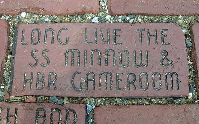 Just another brick in the walk august 2002 this brick is