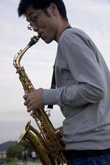 The Saxophones  Logitech Alto Express Notebook Stand 53393472 c06b36f758 m