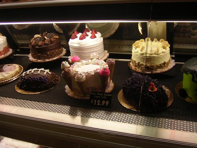 Safeway Bakery Birthday Cakes Menlo Park