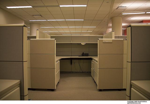 Loneliest Office