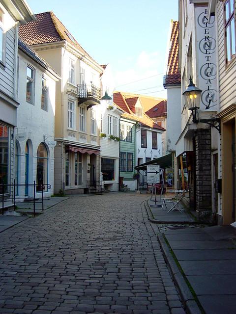 Bergen Cobblestones