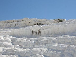 Pamukkale Calcium Formations