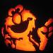 Jack O' Lantern - Elmo by De'Nick'nise