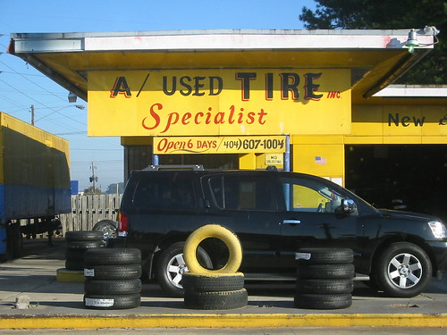 A Used Tire Specialist