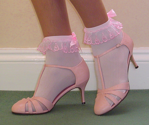 sweet sissy pink shoes_ii - a photo on Flickriver