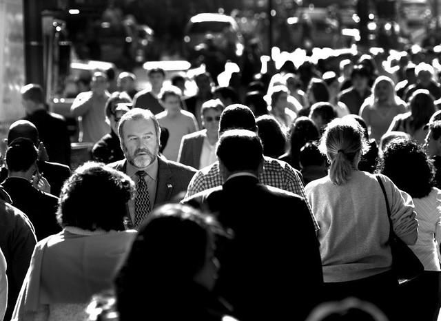 a face in the crowd moïcani l odéonie