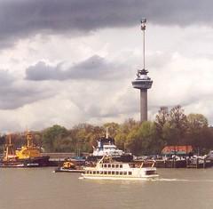 A trip to Rotterdam, Holland