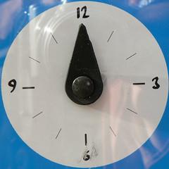 Fake clock
