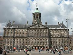 Koninklijk Paleis, Amsterdam.