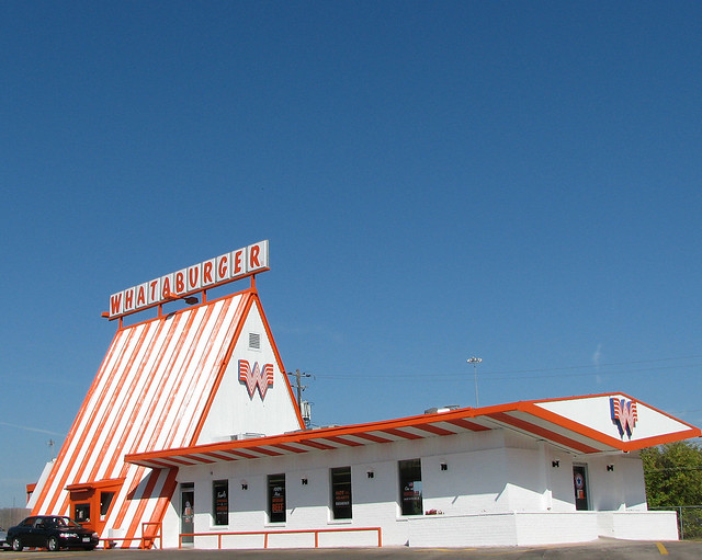 Whataburger, Austin