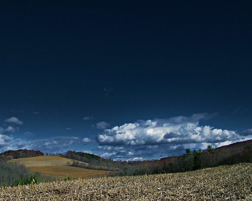 sky cloud field topv111 manipulated landscape pennsylvania farm country hill rebuck sluttervalley