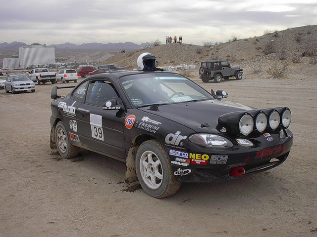gravelcrew ford escort zx2 usa rally car flickr photo. Black Bedroom Furniture Sets. Home Design Ideas