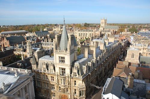 College Rooftops