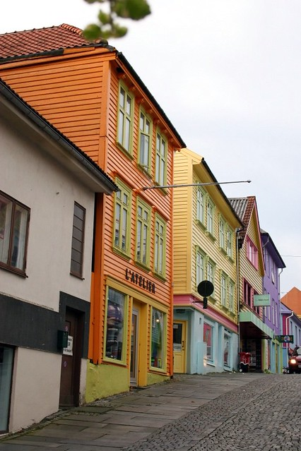 Norway's great colors
