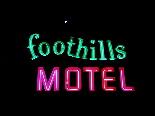 20051109 Foothills Motel