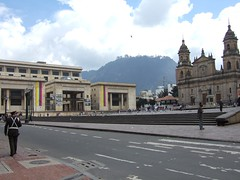 Place Simon Bolivar (Bogota)