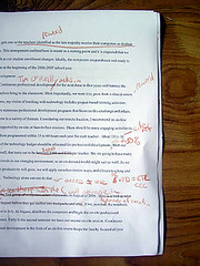 the writing process consists of prewriting writing and rewriting Prewriting: this is the planning phase of the writing process, when students brainstorm, research, gather and outline ideas, often using diagrams for mapping out their thoughts audience and purpose should be considered at this point, and for the older students, a working thesis statement needs to be started.