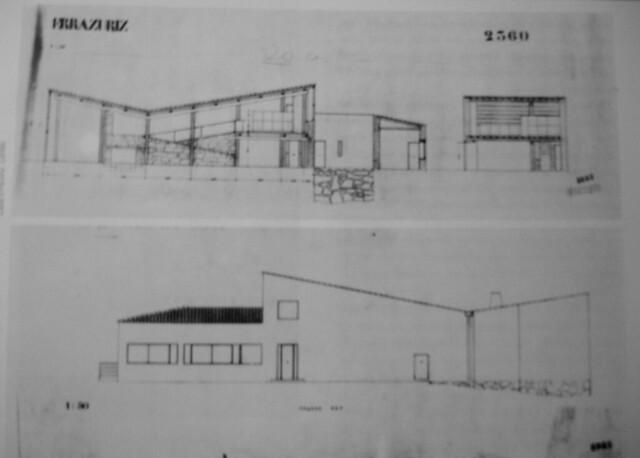 Casa err zuriz plano 2 by le corbusier flickr - Casas de le corbusier ...