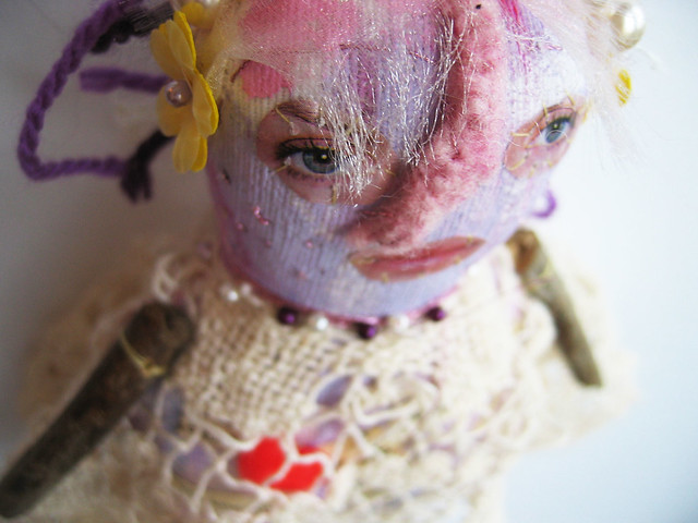 Maj - art doll #3