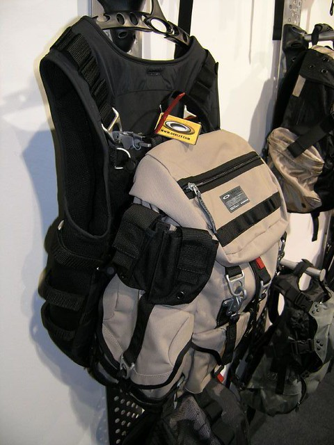 c0ae7350372 ... Oakley AP vest with AP packs attached